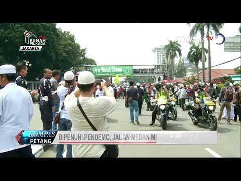 Pedemo Tuntut Kasus Sukmawati Soekarnoputri untuk Diusut