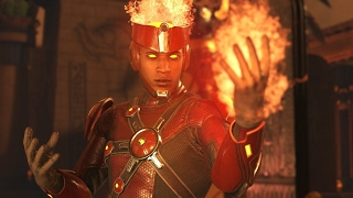 Firestorm vs. Wonder Woman