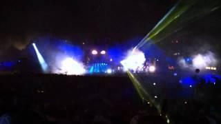 Swedish House Mafia - Teenage crime [TomorrowLand 2011]