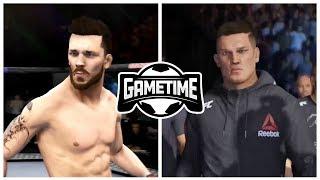 Lionel Messi vs. Cristiano Ronaldo Head-To-Head: UFC Battle