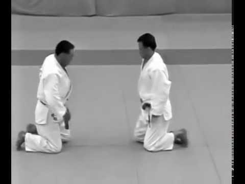 Judo: Kime-no-kata