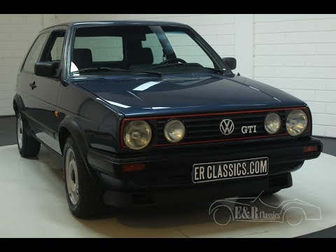 Video of 1988 Golf located in Waalwijk Noord-Brabant Offered by E & R Classics - PGLO