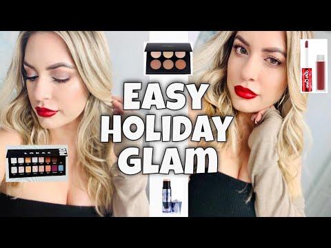 Holiday Makeup 2019 Tutorial | Using Oldie but Goodie Makeup