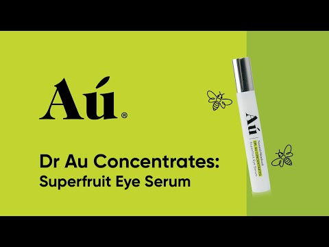 Superfruit Eye Serum – Dr Au Concentrates