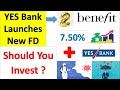 YES Bank Launched FD with High Interest & Free Health Insurance | Should you Invest?