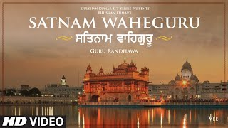Satnam Waheguru | Guru Randhawa | Vee | Bhushan Kumar | T-Series - Download this Video in MP3, M4A, WEBM, MP4, 3GP