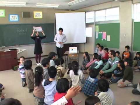 【東北学院時報ビデオ】 小学校外国語ボランティア