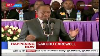 President Uhuru Kenyatta: Wahome had a vision for this country