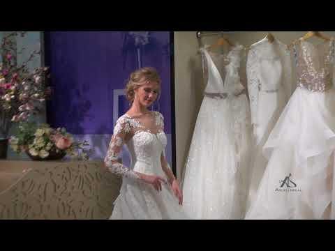 Áo cưới đẹp Asoen Bridal - BST áo cưới đẹp 2018