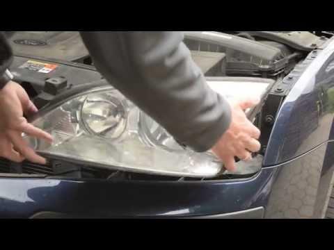 Reparatur Abblendlicht Ford Mondeo MK3 Scheinwerfer