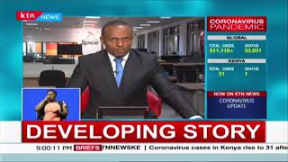 The worst day for Kenya as COVID-19 claims first life