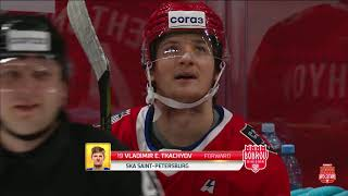 FONBET KHL All Star Game 2020. Tarasov Div. 6 Bobrov Div. 7 SO, 19 January 2020
