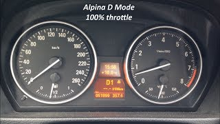 xHP Flashtool - 335i Stock Gearbox vs  335i xHP flashed