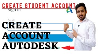 How to Create Student Account on Autodesk||Create Autodesk Account