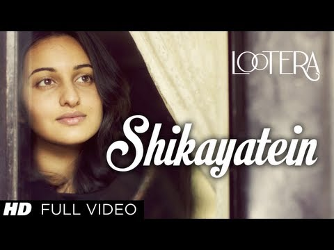 Shikayatein Lootera Full Video Song | Sonakshi Sinha, Ranveer Singh Mp3