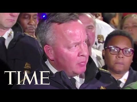 Baltimore Detective Dies The Day After He Was Shot While Conducting An Investigation | TIME