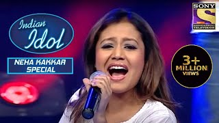 Neha ने दिया 'Wo Pehli Baar' पे एक Sweet सा Performance   Indian Idol   Neha Kakkar Special