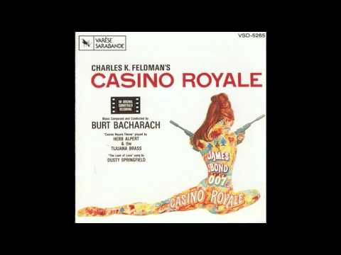 Casino Royale 01.  Theme Main Title