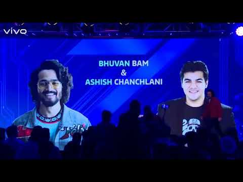 Asish chanchlani and bhuvan bam unboxing #z1_pro in very funny way