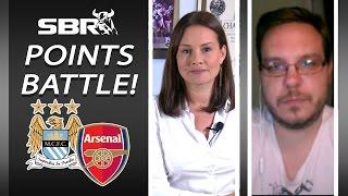 Manchester City Vs Arsenal  Sun 8th  Premier League Picks