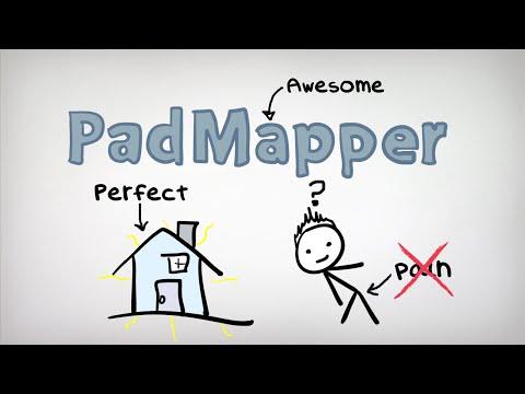 Video of PadMapper