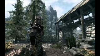 Обзор модов на Skyrim.  Раса Скелетов.