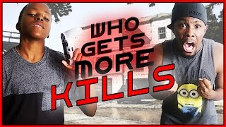 Rainbow Six Siege - WHO CAN GET MORE KILLS? (RB6 Siege Casual Multipayer)