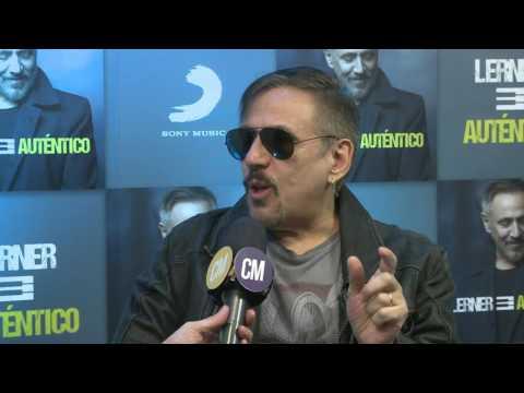 Alejandro Lerner video Entrevista