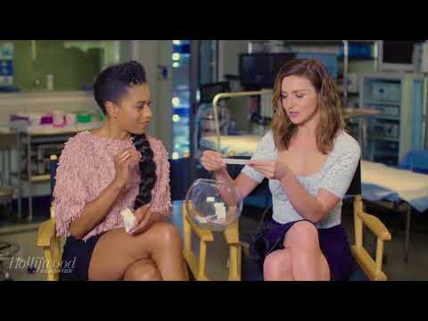 Grey's Anatomy cast answer fans questions
