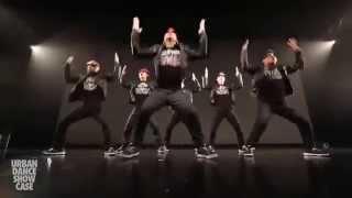 Danza Urbana 100 % emocionante