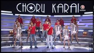 Akmenės širdžių choras: SEL - kažkur yra šalis (2012.01.29)