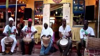 Rasta Medley – Nyabinghi Drumming JAFSP 2011