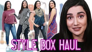 I Tried 4 Different Personalized Style Boxes - Video Youtube