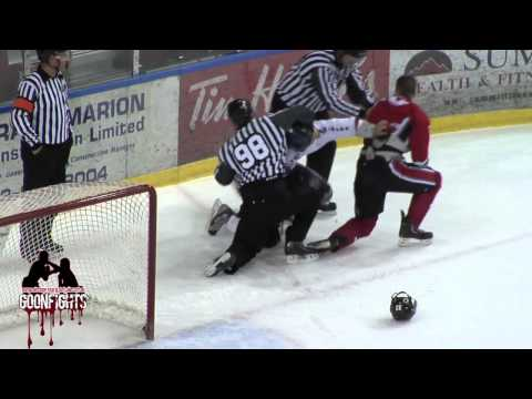 Steve Simoes vs. Mario Boilard