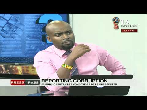 Presspass: Media's scorecard on reporting corruption