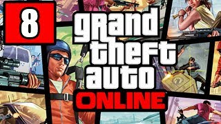 GTA 5 Online: The Daryl Hump Chronicles Pt.8 - TEAM ON MY BACK!   GTA 5 Funny Moments