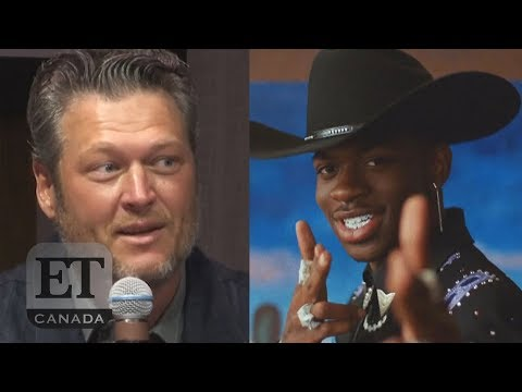 Blake Shelton Disses Lil Nas X's 'Old Town Road'