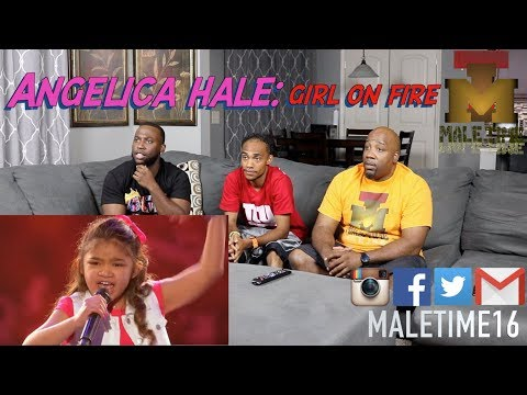 Angelica Hale 9-Year-Old Wins Golden Buzzer On America's Got Talent 2017 (Reaction)