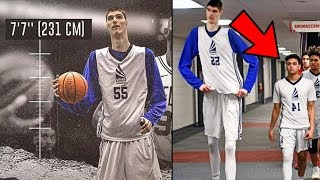 This Player Is TALLER THAN TACKO FALL At Age 12... Lakers Recruits Look At Lamelo Balls EX-TEAMMATE!