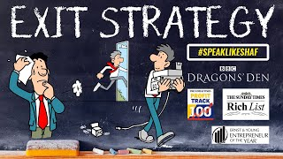 Business exit planning | What is an exit strategy? | Meaning | Definition |  Examples