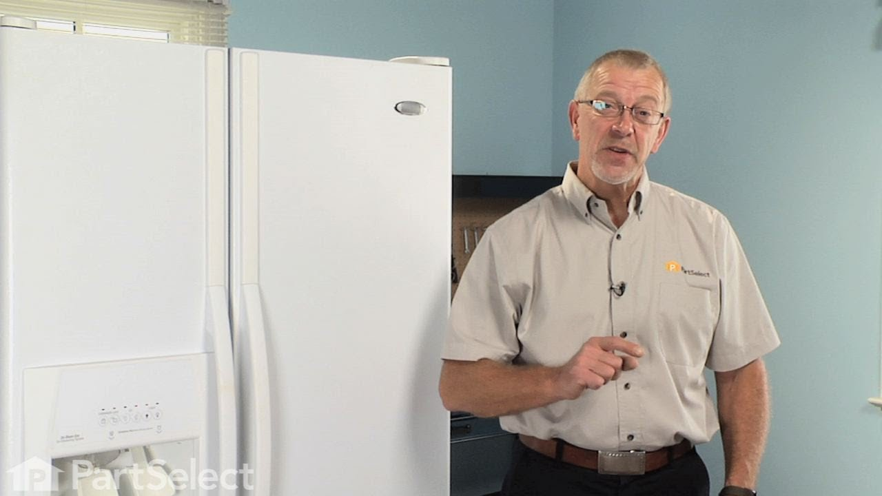 Replacing your Whirlpool Refrigerator Water Inlet Valve