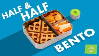 Picky Eater Bento #2! Waffle Sandwich, Homemade Chips & Back to School Recipes!