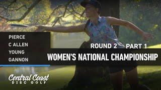 2020 WNC - Round 2 Part 1 - Pierce, Allen, Young, Gannon