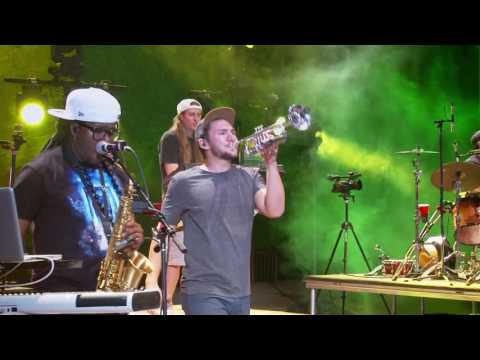 "Rebelution - ""Roots Reggae Music"" - Live at Red Rocks"