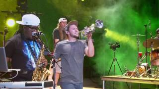 """Rebelution - """"Roots Reggae Music"""" - Live At Red Rocks"""