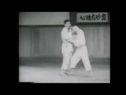 10th Dan Judoka Kyuzo Mifune - The Essence of Judo English Subtitled