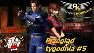 Konsolowy przegląd tygodnia - Resident Evil 2 Remake i wszystko jasne #5
