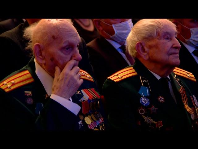 Трансляция церемонии вступления в должность губернатора Тверской области Игоря Рудени