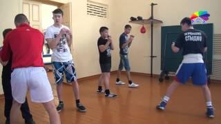 Алатырская спортивная секция по боксу