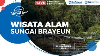 Destinasi Wisata Alam Sungai Brayeun Leupueng Aceh Besar, Suguhkan Kesejukan Alam yang Masih Asri